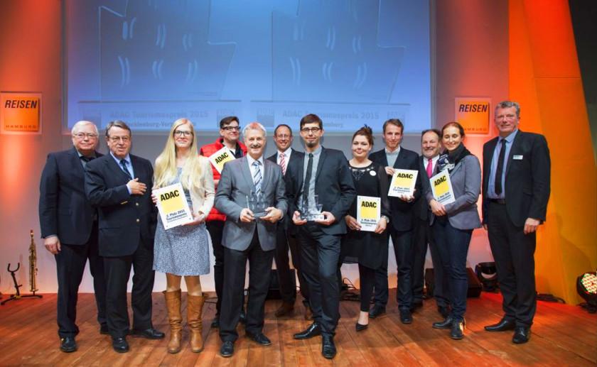 Gewinner ADAC Tourismuspreis, Rosinenfischer, Hamburg Stadtführung, Sinnesstreifzug