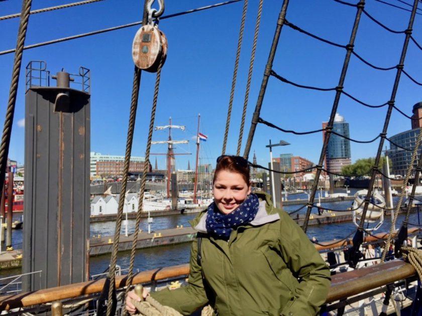 Hamburg Großevent Hafengeburtstag Sehenswürdigkeiten Gorch Fock