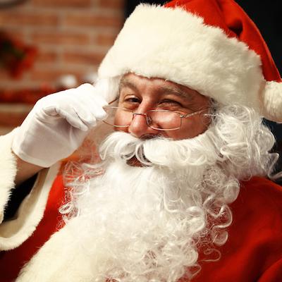 Weihnachtsmann in Hamburg buchen.